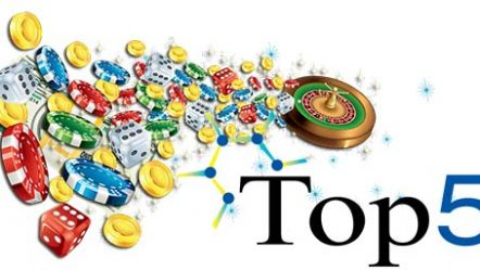 Экспертный рейтинг топ 5 лучших казино онлайн