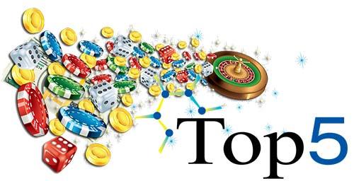 топ 5 онлайн казино рейтинг