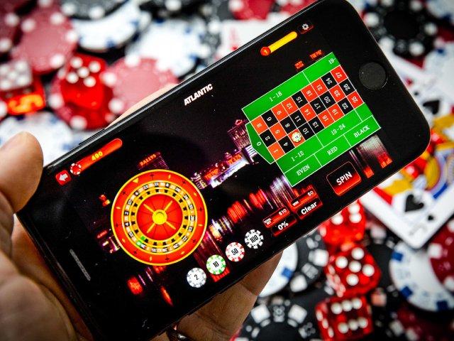 мобильное казино скачать